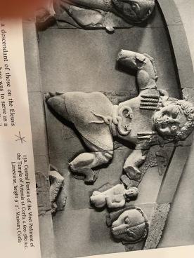 Corfu pediment