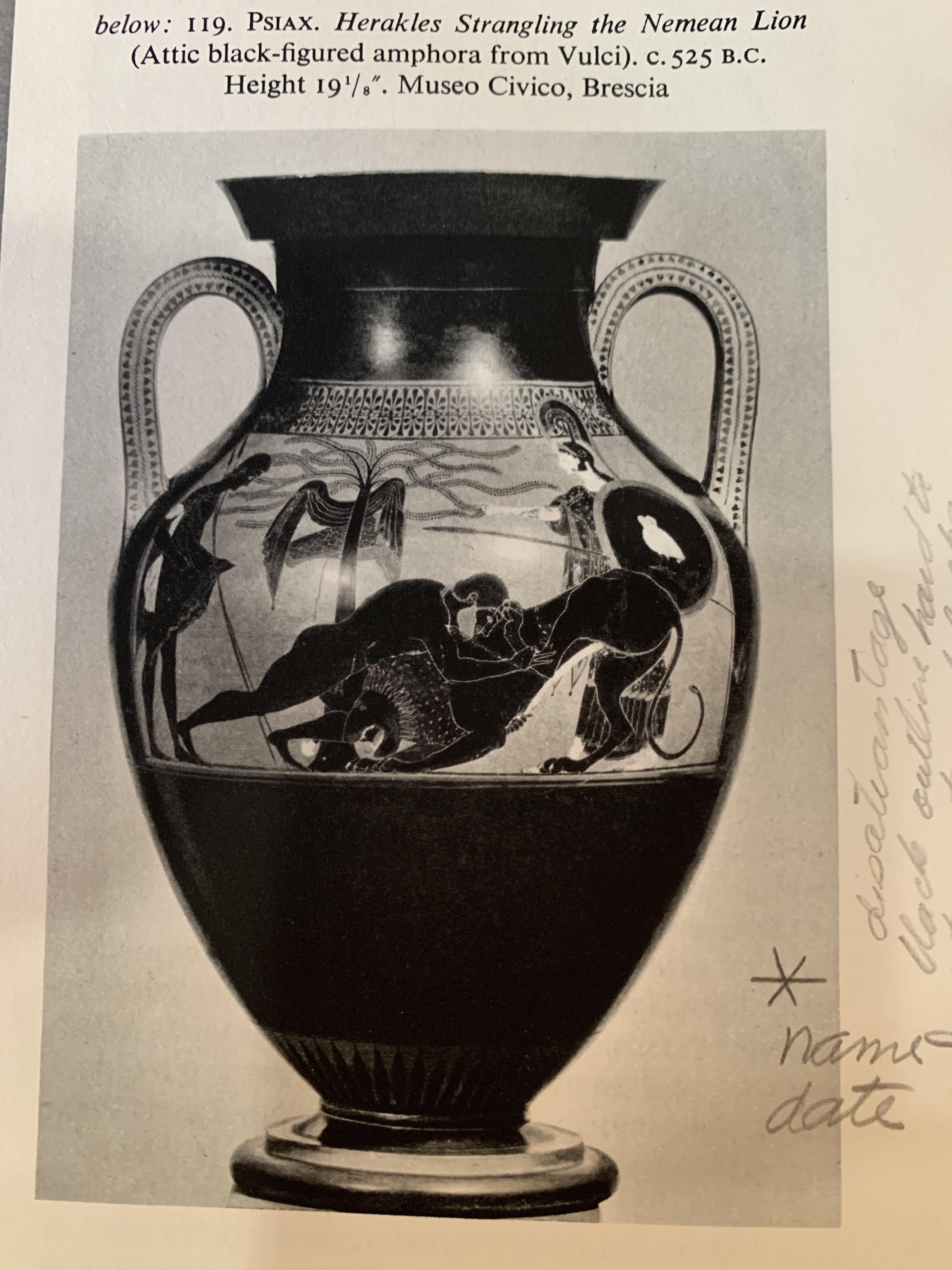 Heracles jar