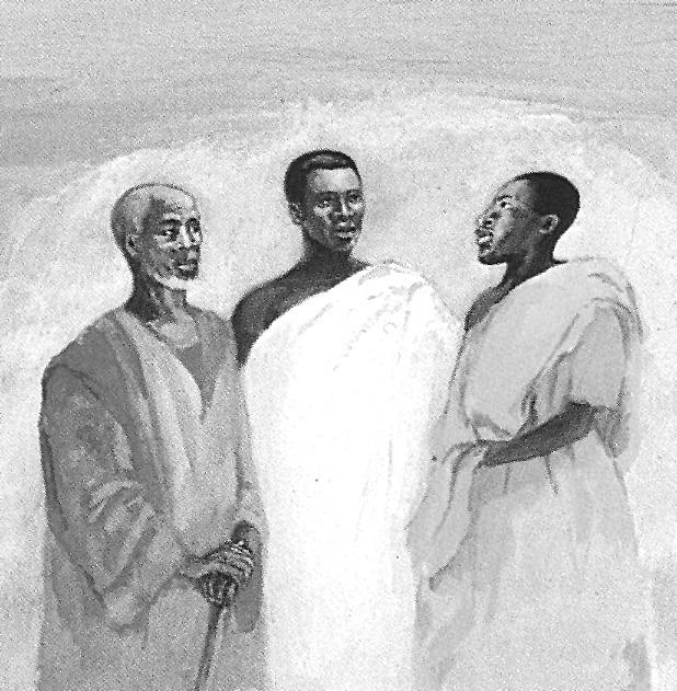 The Transfiguration - Matthew 17:1-13